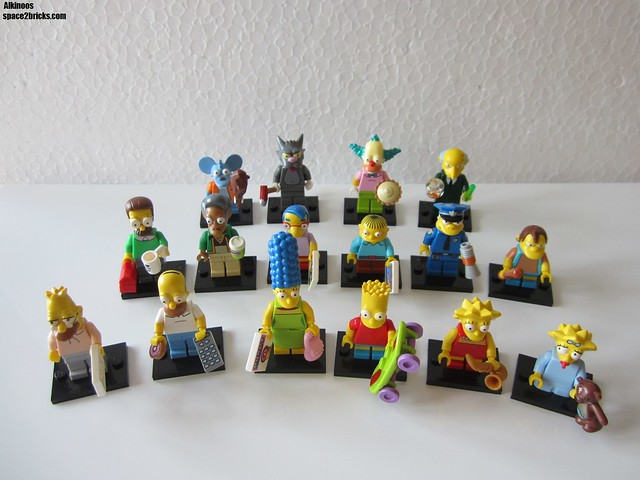 Lego Simpson p3