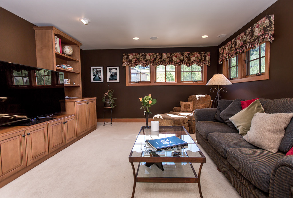 media room, family room