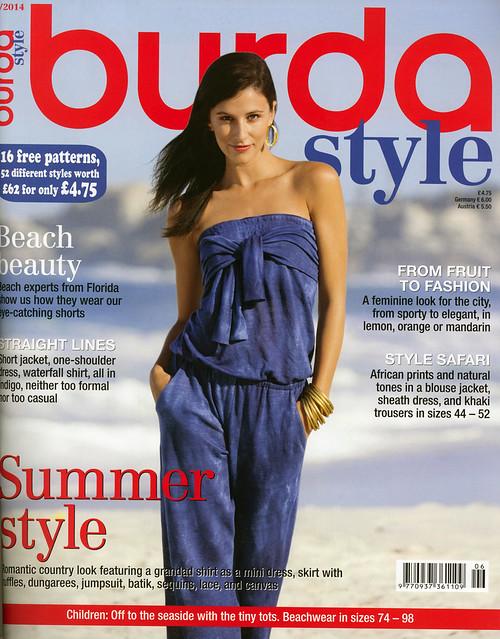 Burda-June-2014_Cover