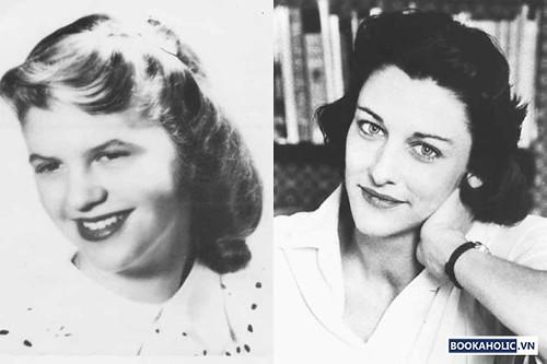 Sylvia Plath and Anne Sexton