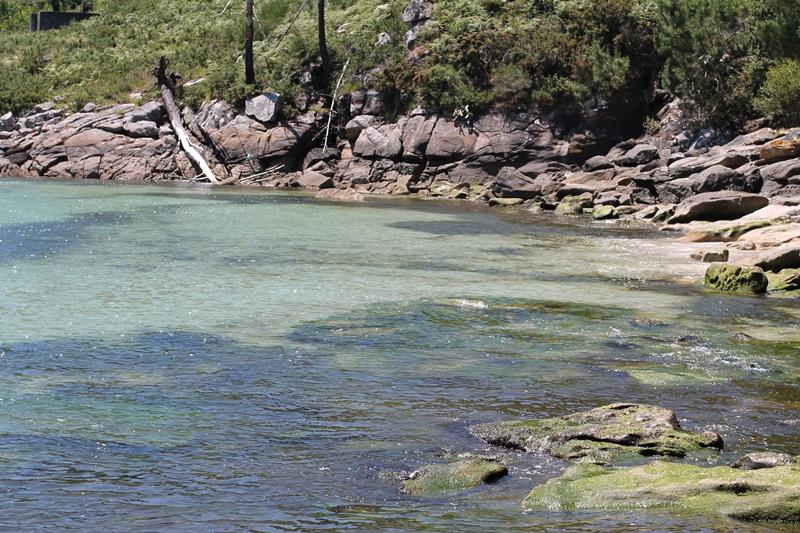 bikini beach galicia