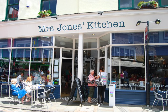 Mrs. Jones' Kitchen, Canterbury