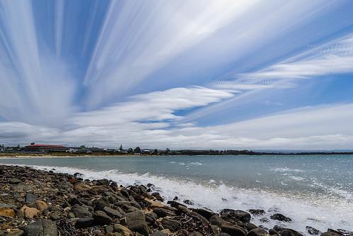 ocean sea sky swansea canon waterloo canonefs1022mm eastcoasttasmania freycinetnationalpark canon60d photoshopcs6 waterloopoint timestacking