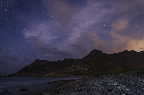 ocean sky mountain mountains nature st night stars landscape twilight rocks long exposure russell outdoor bart grand caribbean fond eck
