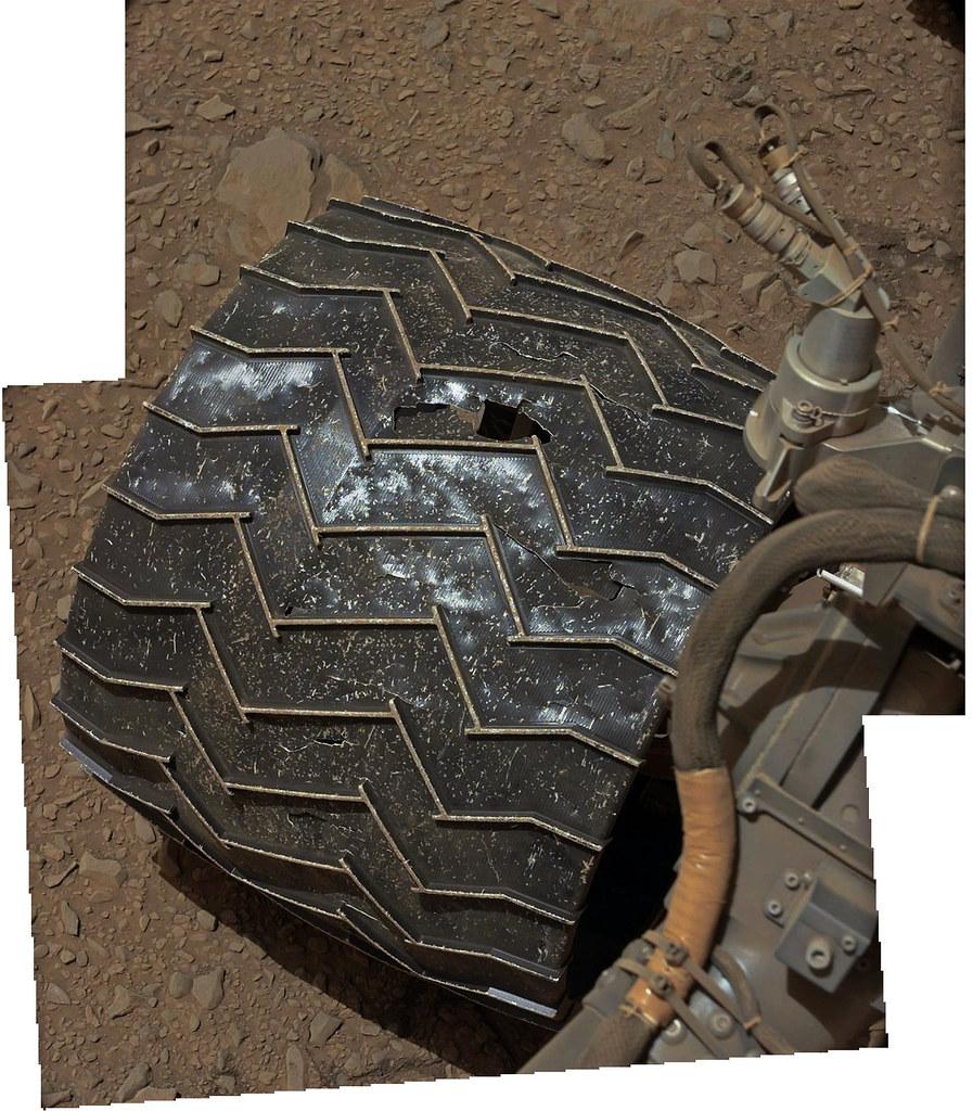 Curiosity MAHLI sol 692