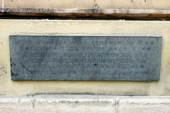 Photo of Slate plaque № 39759