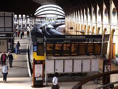 Inside, York Station