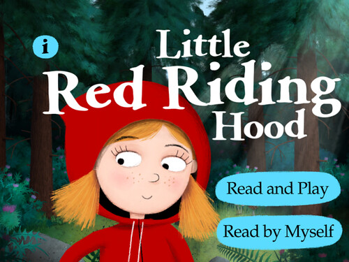 Little Red Riding Hood – Ed Bryan