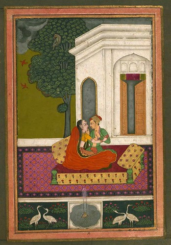 005-Album of Indian Miniatures and Persian Calligraphy- The Art Walters Museum MS. W.669