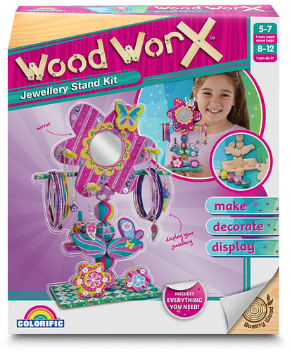 The Wood WorX range celebrated its 10th anniversary in early 2014