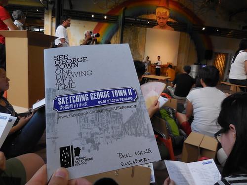Sketching GeorgeTown 2
