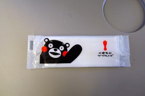 天草は熊本県。熊本と言えば、くまもん