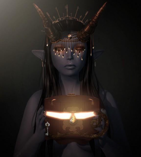 Pandora's Keeper