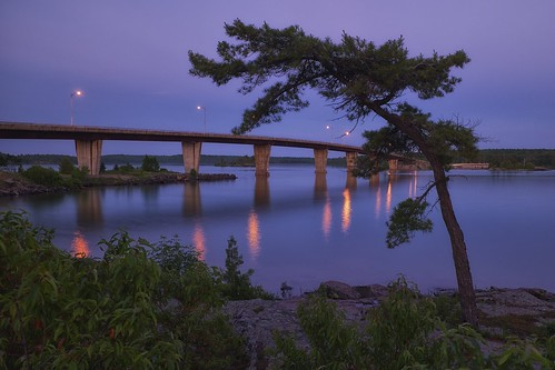 park longexposure bridge sunset ontario water pinetree night rural evening support cloudy reststop span lakehuron northernontario northchannel 10seconds jackpine reinforcedconcrete neutraldensityfilter stjosephisland nikcolorefex boxgirder glamourglow dfine2 highway548 detailextractor tarbutttownship stjosephchannel bamfortisland fujixe1 xf1855mm brentgilbertsonbridge