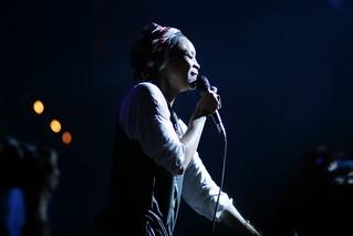 Erykah Badu @ Byron Bay Bluesfest 2014
