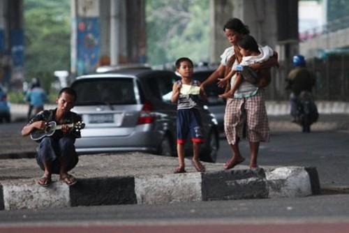 Tinggi Angka Pekerja Anak