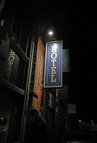 Port Townsend: Waterstreet Hotel