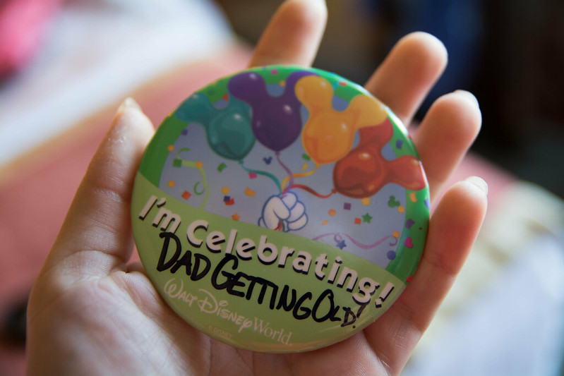 Celebration Button