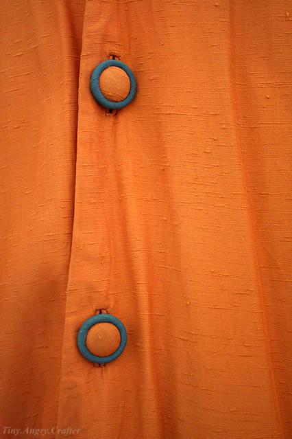 Bound Buttonholes