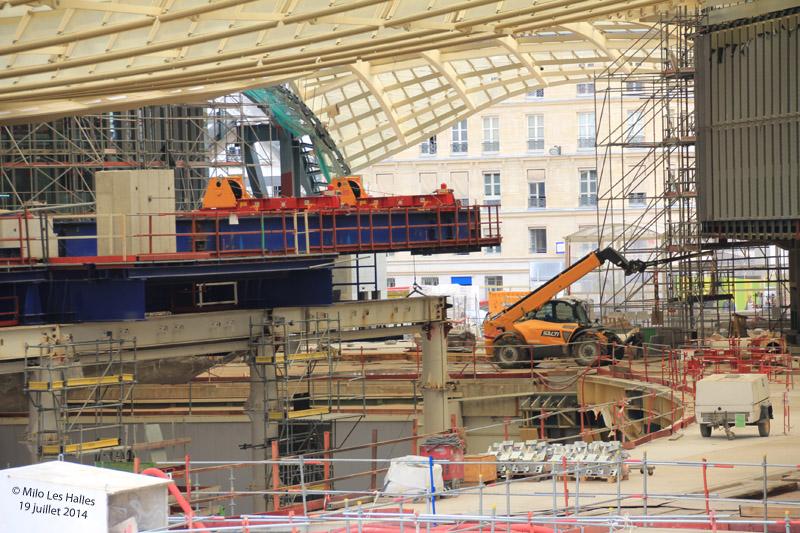 Réaménagement des Halles de Paris 14688780254_a2677800cb_o