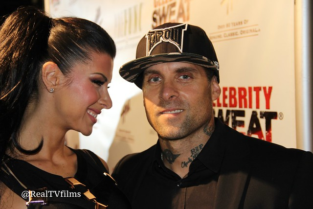 Dan Caldwell, TapouT PunkASS, ESPY Awards Celebrity Sweat After Party