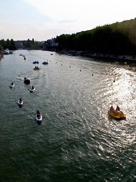 paris plage à ourcq