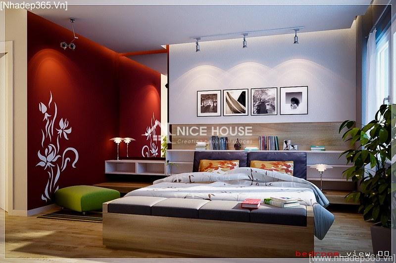 Thiết kế nội thất căn hộ chị Lan - Hà Nội_1