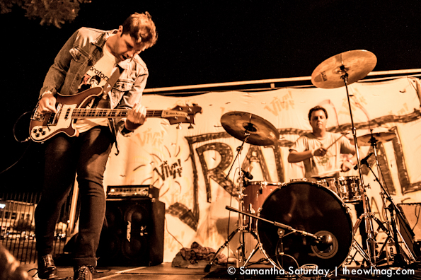 Terry Malts @ Viva Pomona 2014 - Sunday