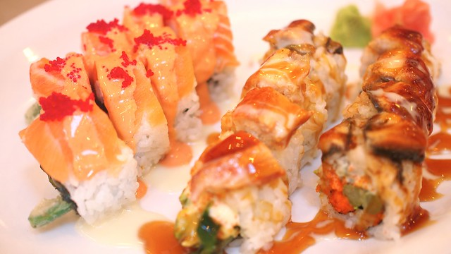 Sushi California | Mount Pleasant, Vancouver