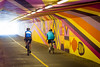 Wayne Tunnel mural