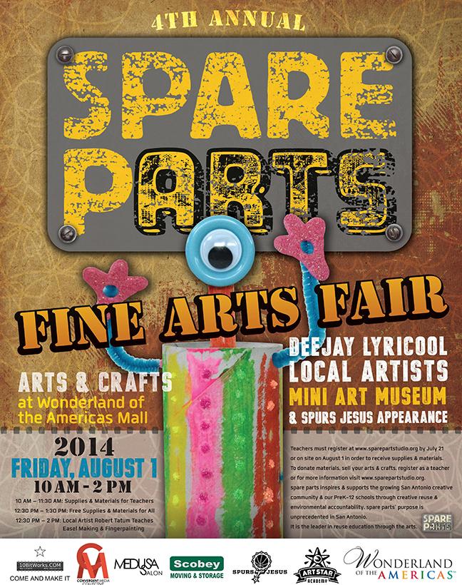 Spare Parts Fine Arts Fair