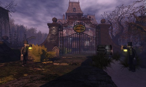Dark Dharma Haunted Manor