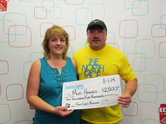 Misti Hughes - $2,500 First Class Fortune