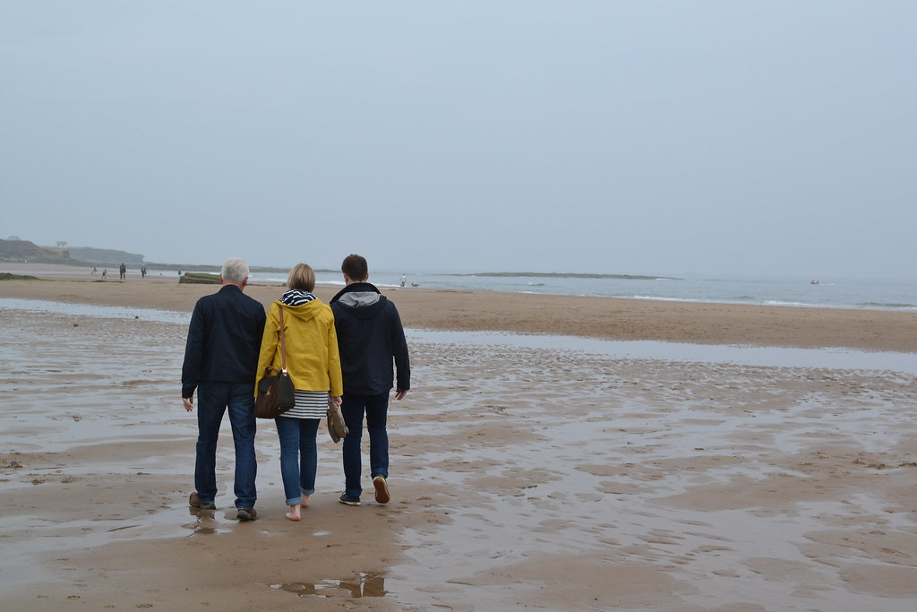#1day12pics - A trip to Tynemouth
