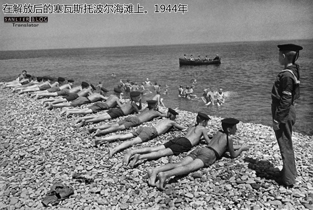 伟大卫国战争中的儿童66