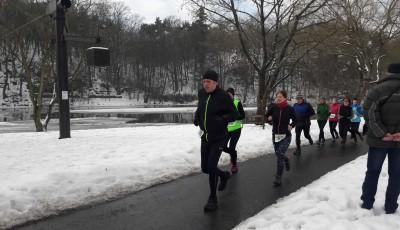 KADAŇ ZBP LOMAZICKÁ STEZKA 5.2.2017 8,3 km