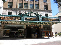 Historic Tampa Theater - Tampa Florida