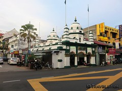 Nagore Dargha Sheriff Mosque, Georgetown
