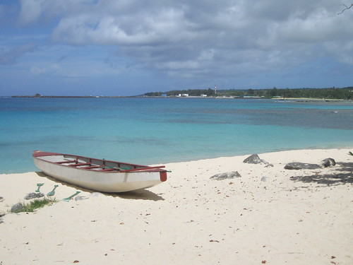 tinian mariana islands beach coast kummerle