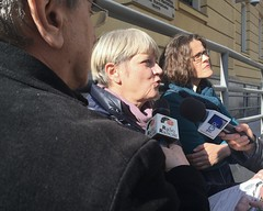 Rita Bernardini, Alessandra Devetag e Andrea Michelazzi