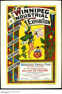 Winnipeg Industrial Exhibition : 5th annual exhibition – 1895 / Exposition industrielle de Winnipeg : 5e exposition annuelle, 1895