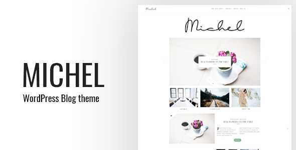 Michel WordPress Theme free download