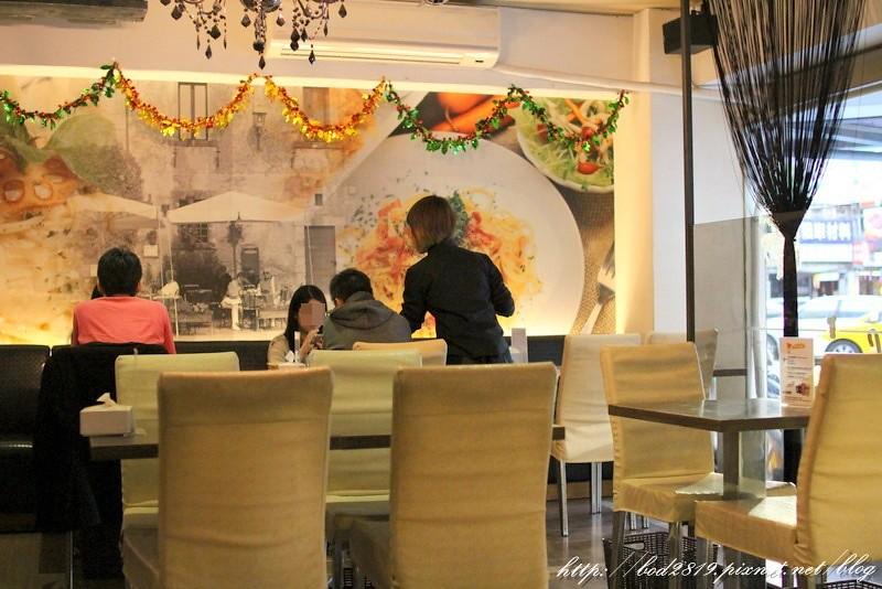 松山美式餐廳