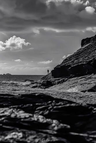 nb bretagne breizh roscanvel océan iroise finistère rock rocher