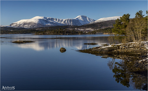 Late Winter serenity, Norway (explored)