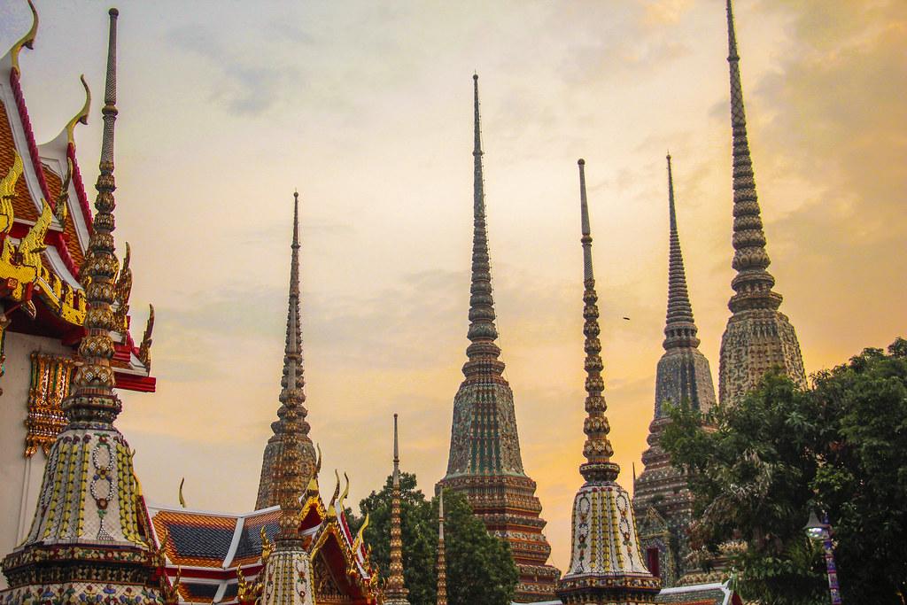 Unikke oplevelser ved Wat Pho