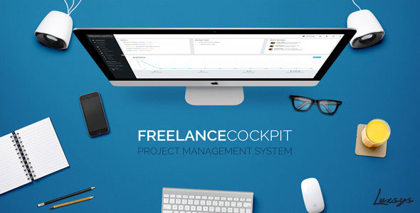 Freelance Cockpit 3 - Project Management v3.0.5