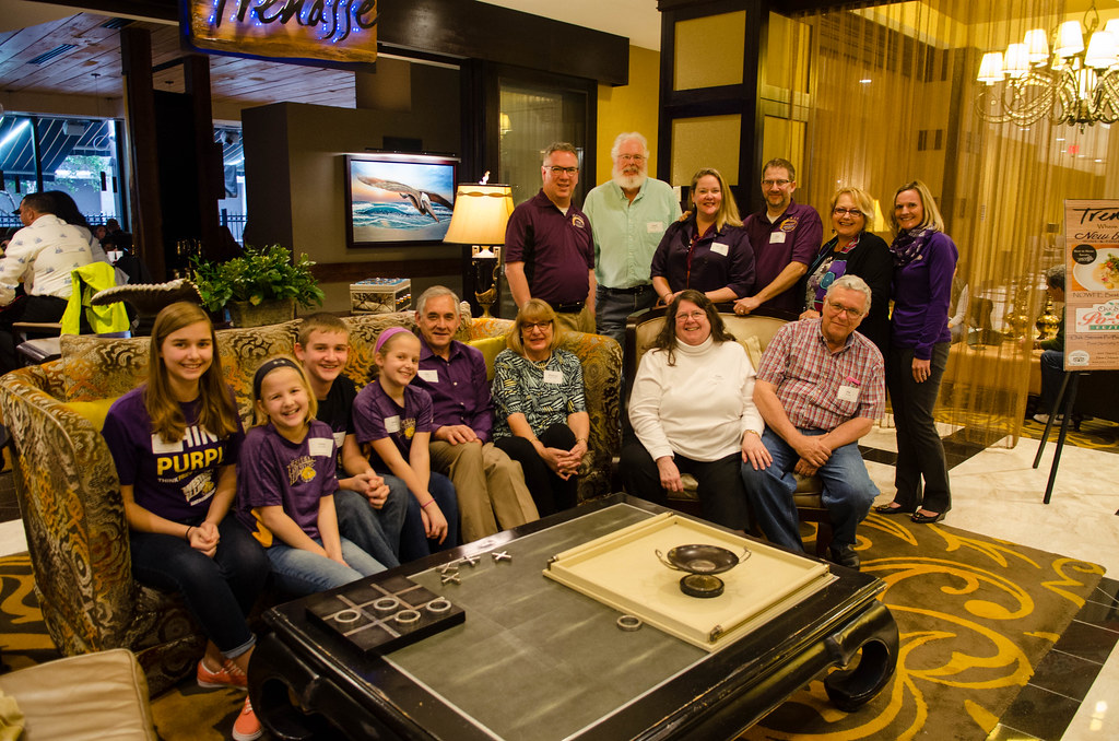 New Orleans Alumni & Friends Social, 3/12/17