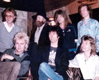Roger Taylor w Magnum @ Montreux - 1986
