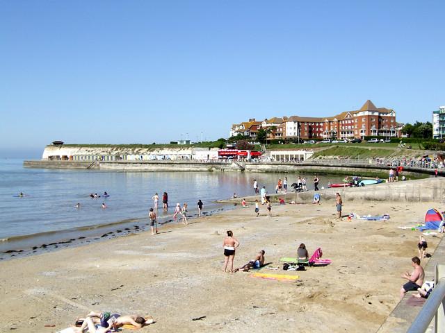 Westgate Bay, Westgate-on-Sea